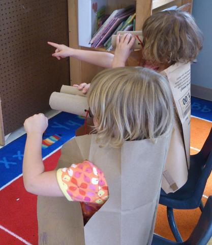 Preschool Safari theme and activities