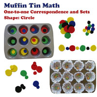 Preschool, Kindergarten, Circle Shape Activities