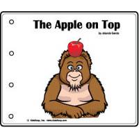 Apple On Top preschool kindergarten word family emergent reader