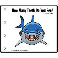 How many teeth? preschool and kindergarten activities
