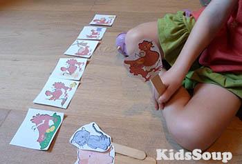 Little Red Hen story sequencing activities printables preschool kindergarten