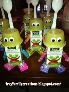Space Snack Ideas Kidssoup