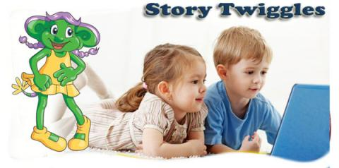 online interactive books for preschool and kindergarten