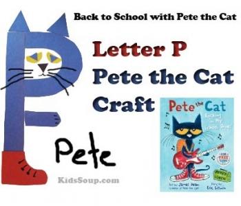 Letter Crafts Kidssoup
