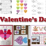 Valentine's Day Preschool Activities and Games