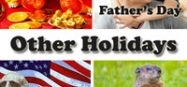 Other Holidays preschool and kindergarten themes