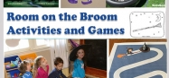 Room on the Broom Preschool Activities and Games